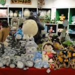 Toko Mainan Hakuhinkan: Karakter Studio Ghibli
