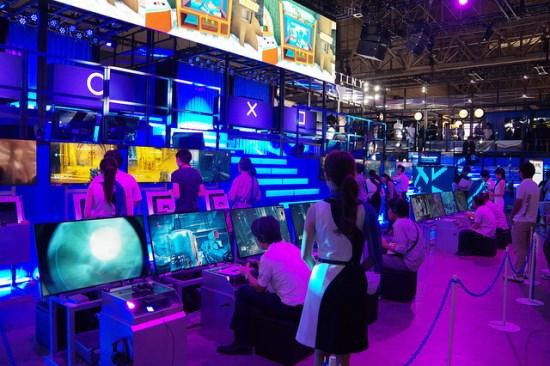 Tokyo Game Show Makuhari Jepang