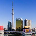 Tokyo Skytree dan Asahi Beer Tower