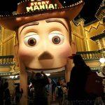 Wahana permainan Toy Story Mania di Tokyo Disneysea