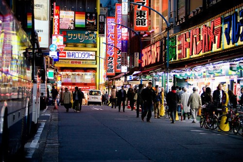 Tempat Wisata di Tokyo Shinjuku Tokyo