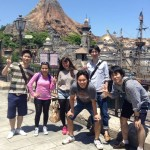 Tour ke disneysea