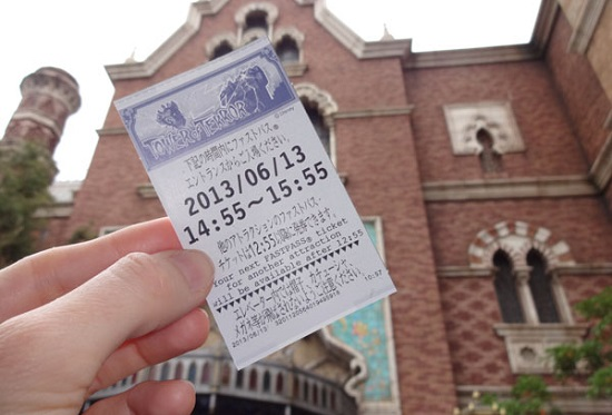 fast pass tower of terror disneysea jepang