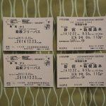 Hakone Free Pass Jepang
