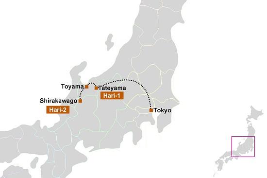 Itinerary perjalanan tateyama shirakawago dua hari