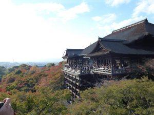Tempat Wisata di Kyoto Kuil Kiyomizudera