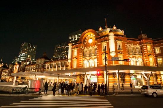 Tempat Wisata di Tokyo Tokyo Station