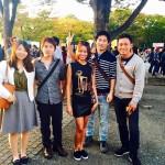 Tour ke taman yoyogi