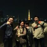 Tour ke tokyo tower