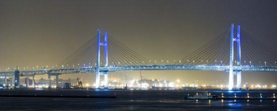 yokohama bay bridge